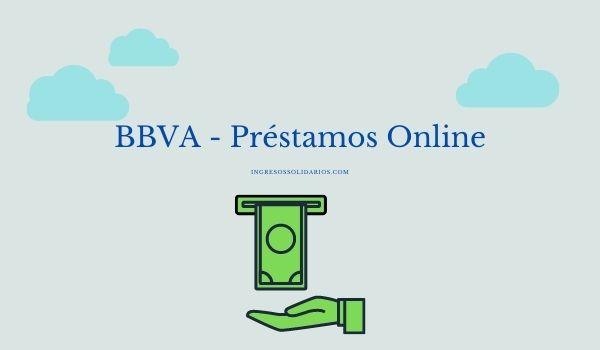 BBVA - Préstamos Online