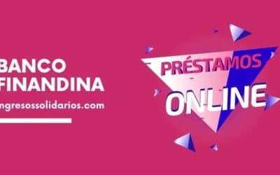 Banco Finandina – Préstamos Online