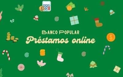 Banco Popular – Préstamos Online