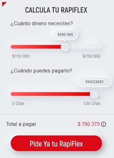 RapiCredit - Préstamos Online