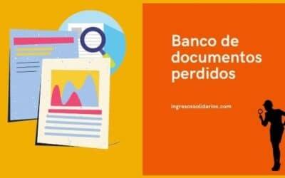 Banco de documentos perdidos