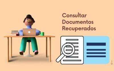 Consultar Documentos Recuperados