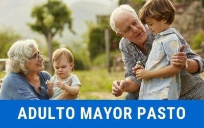 Adulto Mayor Pasto