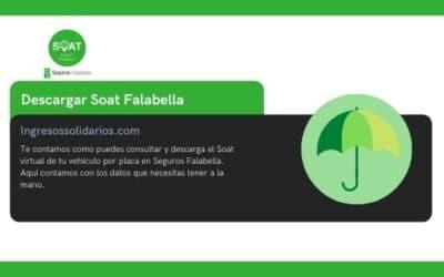 Descargar Soat Falabella