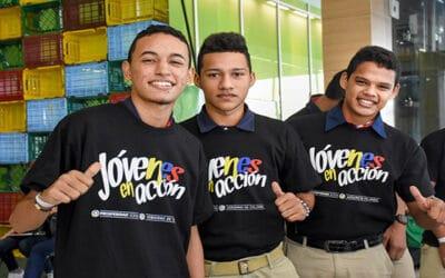 Pagos e Inscripciones para jóvenes en acción