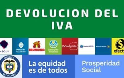 Consultar devolución del IVA