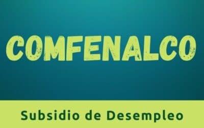 Subsidio de desempleo Comfenalco