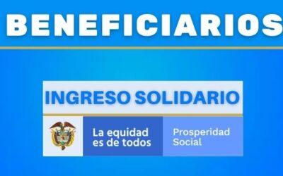 Consultar Ingreso Solidario por cédula 2021